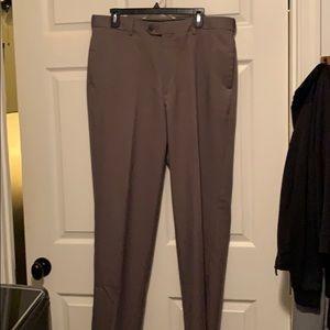 Men's Brown dress pants